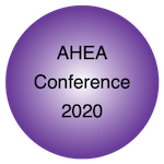 Emblem for AHEA Conference 2020